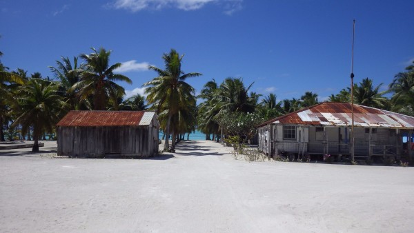Downtown Palmerston Atoll