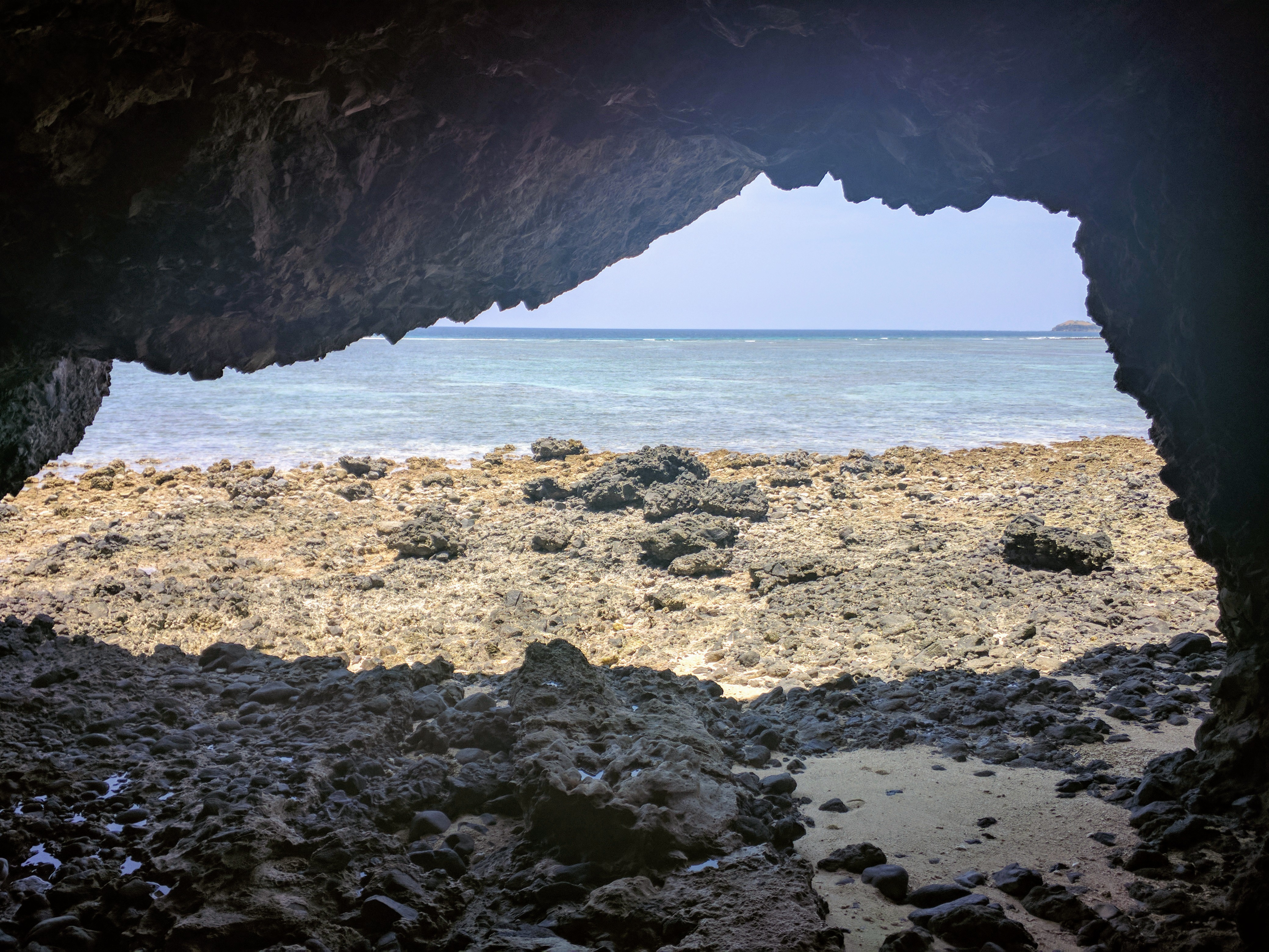 'nother sea cave...I love these shots