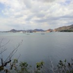 Lembar Bay...the commercial port for all of Lombok